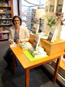 Signierstunde in der Buchhandlung am Ahrtor in Ahrweiler