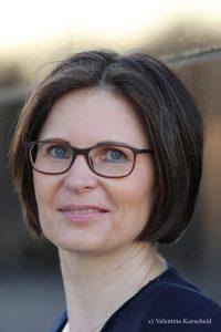 Karin Joachim Portait