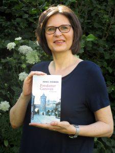 Karin Joachim alias Hanna C. Bergmann