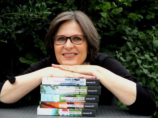 Autorin Karin Joachim