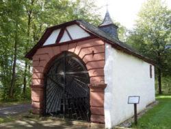 Schutzengelkapelle bei Aremberg