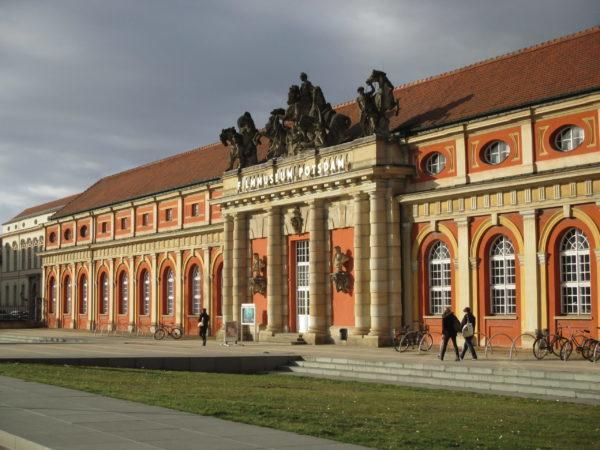 Rechercheort - Museum Babelsberg